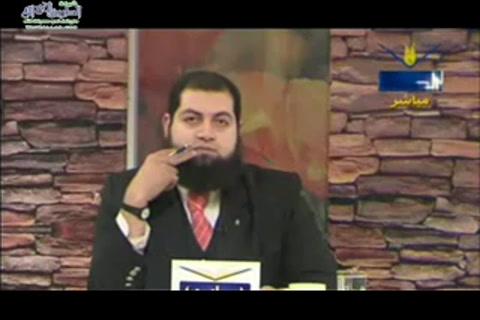 قصة التابعي شيخ الإسلام بن تيمية 1-قصص التابعين