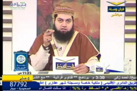 تدبر القرآن من علامة الأيمان2