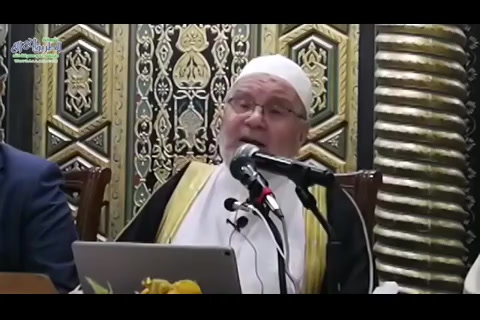 محاضرةرائعةبمناسبةذكرىالهجرةالنبوية