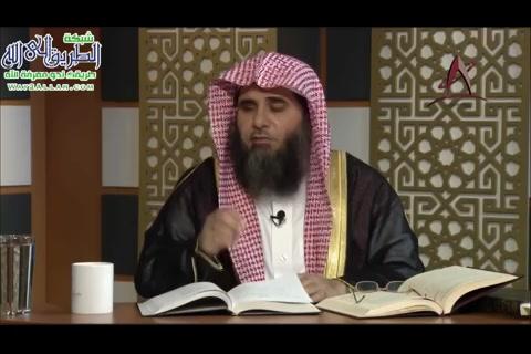 الدرس ( 7) من لا يكون ولياً لله- الفرقان بين أولياء الرحمن وأولياء الشيطان