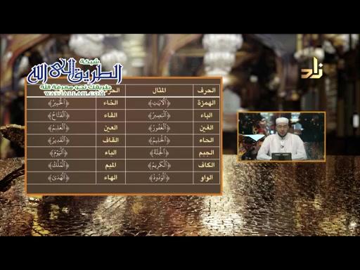 شرج تحفة الاطفال الدرس الثامن ( 21/12/2019 ) الماهر بالقران