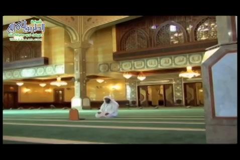 التشهد الأخير مع مراعاة النظر إلى السبابة - أركان الصلاة