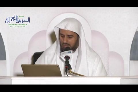 مجالس تدبر سورة يوسف - المجلس - (2)