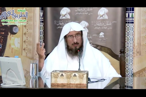المجلس 32 باب صلاة الكسوف (12/6/1437) تخريج الفروع على الأصول من كتاب زاد المستقنع
