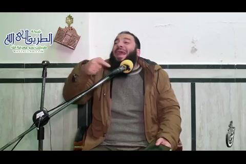 إعجاز ترابط سورة الأنعام وسورة المائدة  - حكاية اية