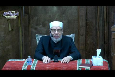 الأسرارأمانةوإفشاؤهاخيانة-درسبعدالفجر