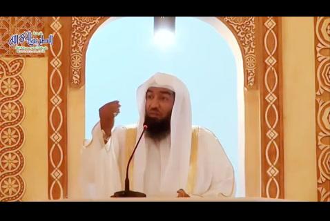 دموعالوافدين-خطبةالجمعة-1434/8/19هـ