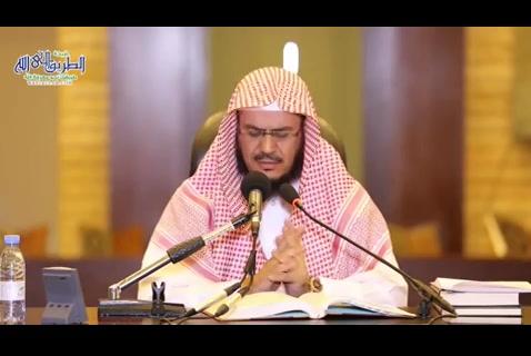 15- التعليق على تفسير البيضاوي (سورة النساء من الآية 102 إلى الآية 115)