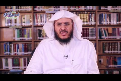 5- التعليق على تفسير البيضاوي (سورة الأنعام من الآية 33 إلى الآية 38)