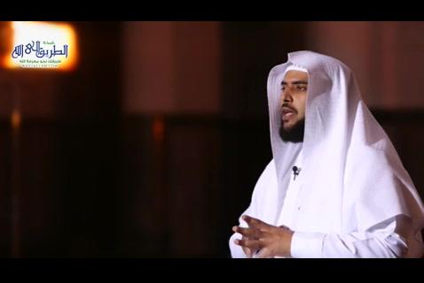 الدرس ( 3) وقوف القرآن