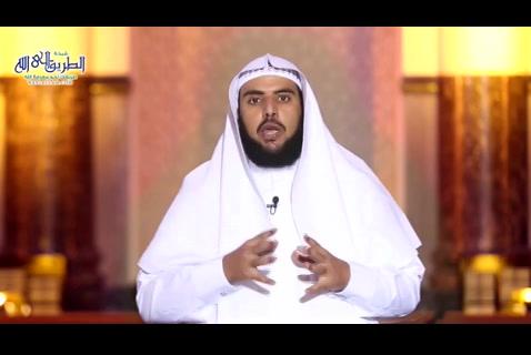 الدرس ( 6) وقوف القرآن