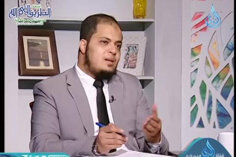 الشبهات والرد عليها  ح11 - الدكتور محمد كريم في ضيافة أ أحمد الفولي - تنوير