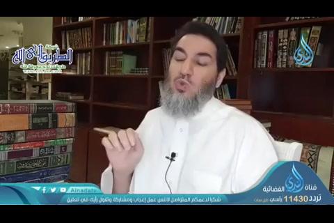 جولة في كتب الشيخ الحويني!! I خزانة كتب - جولة في المكتبة