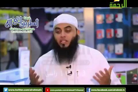 (27)  الامر بالمعروف افتح لي قلبك - الشيخ عمرو احمد رمضان 1439 هـ - الدعوة في كل مكان