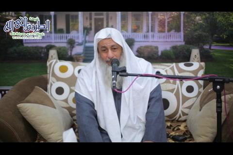 (46) حادثة الإفك ( 5 2 2019) السيرة النبوية