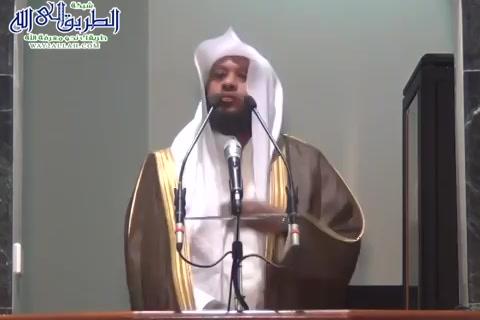 قبس من نور الهجرة  - خطبة الجمعة