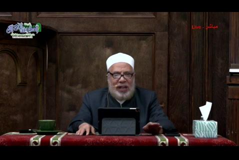 محاضرات التفسير - سورة آل عمران 133