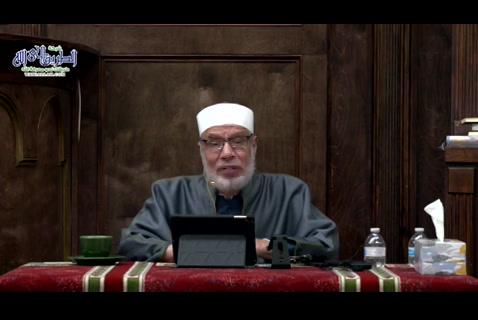 محاضرات التفسير - سورة آل عمران 155