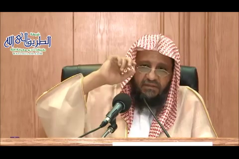 شرح كتاب روضة الناظر للإمام ابن قدامة - الأستاذ الدكتور محمد أحمد باجابر (2)