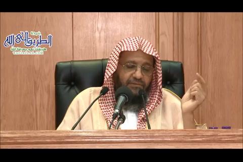 شرح كتاب روضة الناظر للإمام ابن قدامة - الأستاذ الدكتور محمد أحمد باجابر (6)