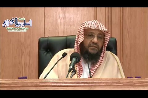شرح كتاب روضة الناظر للإمام ابن قدامة - الأستاذ الدكتور محمد أحمد باجابر (7)