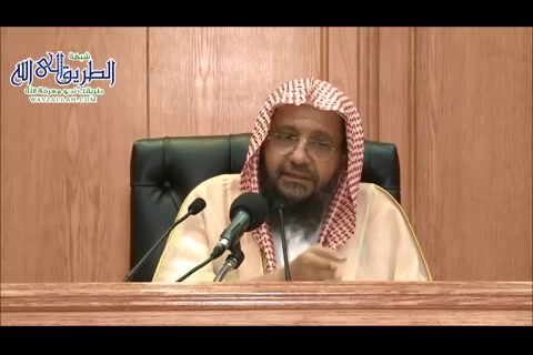 شرح كتاب روضة الناظر للإمام ابن قدامة - الأستاذ الدكتور محمد أحمد باجابر (10)