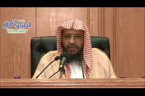 شرح كتاب روضة الناظر للإمام ابن قدامة - الأستاذ الدكتور محمد أحمد باجابر (14)