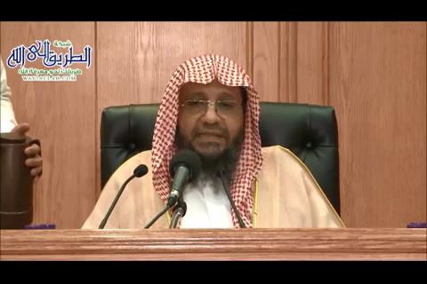 شرح كتاب روضة الناظر للإمام ابن قدامة - الأستاذ الدكتور محمد أحمد باجابر (19)