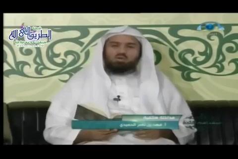 فبهداهماقتده(22)-الأنبياءودعوةالمضطر