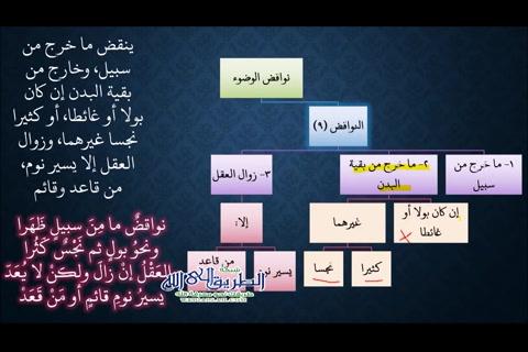 8- تتمة المسح على الخفين ونواقض الوضوء - شرح زاد المستقنع مع ملح الناد