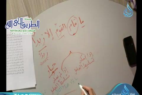 شرحالأزهرية-المستثنىمجلساللغةح16-مجالسالعلم