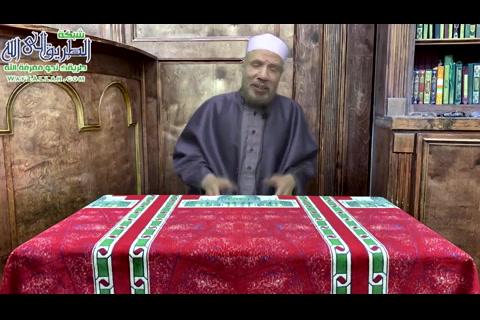 تفسير سورة آل عمران 73 (محاضرات التفسير)