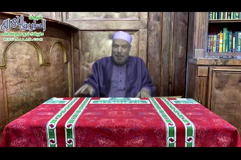 تفسير سورة آل عمران 80 (محاضرات التفسير)