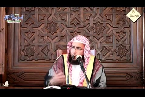 من معاني بعض أسماء سور القرآن الكريم - 29صفر 1441هـ