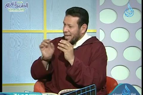 سورة عبس (28/04/2020) أزهار القرآن
