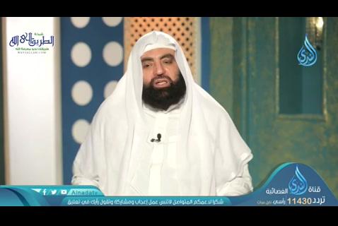 لماذا خالف الرماة أمر النبي ﷺ في أحد؟ (28/04/2020) صحيح السيرة 3