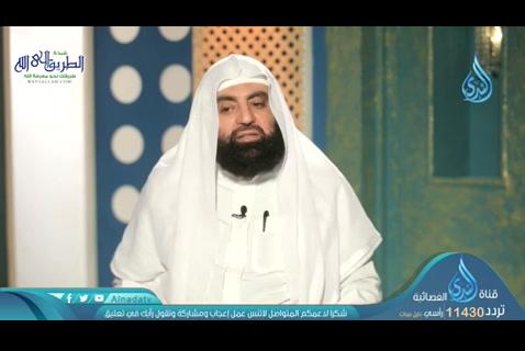 أثر إشاعة قتل النبي ﷺ في أحد (29/04/2020) صحيح السيرة 3