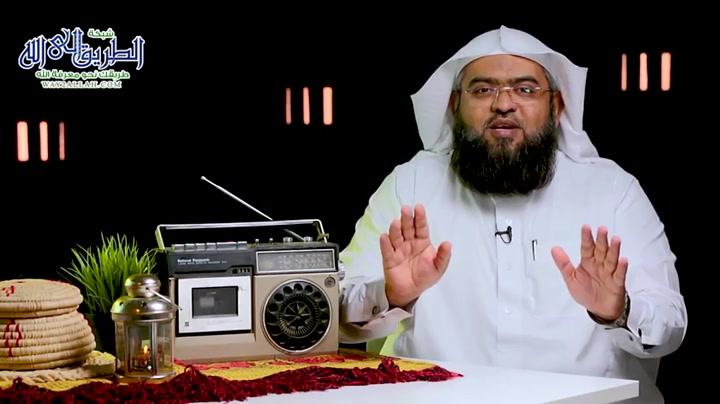 (1)  الحمد لله على إدراك شهر رمضان  - انه الجنة