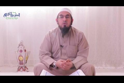 (10) وهل تنصرون أو ترزقون إلا بضعفائكم؟ (وفيهم نزل القرآن)
