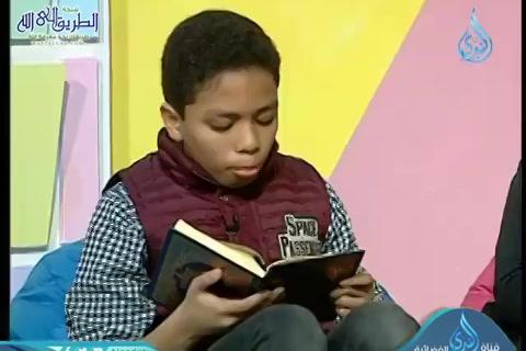 سورة الغاشية (07/05/2020) أزهار القرآن