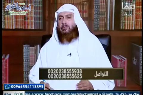 أولو العلم   - 15 رمضان 1440 هـ - 2020/5/8