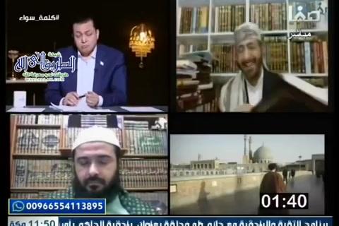 كلمة سواء ح12 المناظرة الكبرى بين السنة والشيعة مع خالد الوصابي أحمد الإمامي - علي الكناني