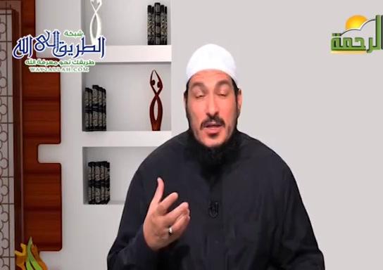 التوازن في العبادة (13/05/2020) أيام النبي ﷺ