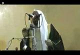 سؤال جريح حول الصلاة بالضريح ( 30/10/2009) خطب الجمعة