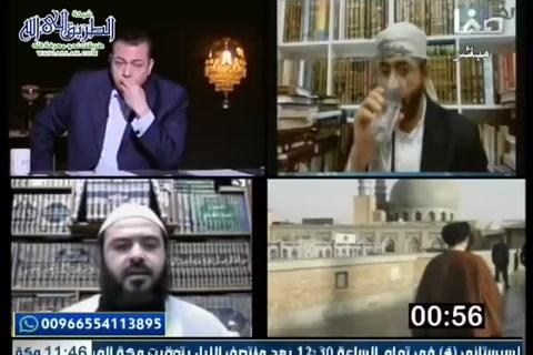 كلمة سواء ح22 المناظرة الكبرى بين السنة والشيعة مع خالد الوصابي أحمد الإمامي - علي الكناني