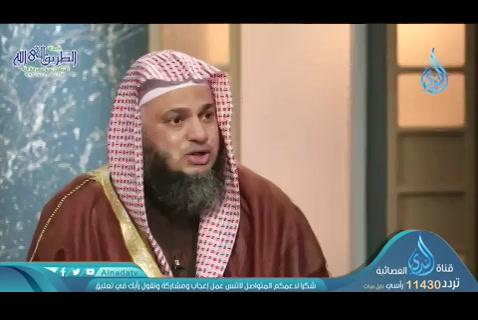 الإمامالطاهربنعاشور(21/05/2020)الراسخون