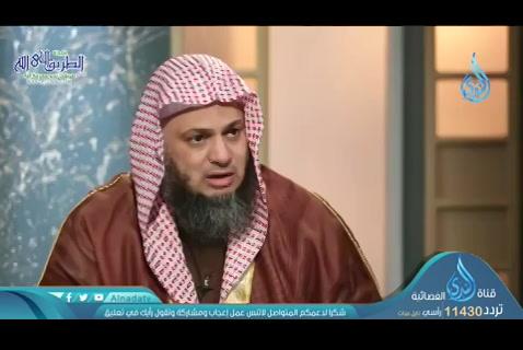الإمامحسنينمخلوف(22/05/2020)الراسخون