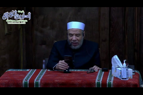 فتوى هل يجوز فطر رمضان اتقاء لفايروس كورونا (درس بعد الفجر)