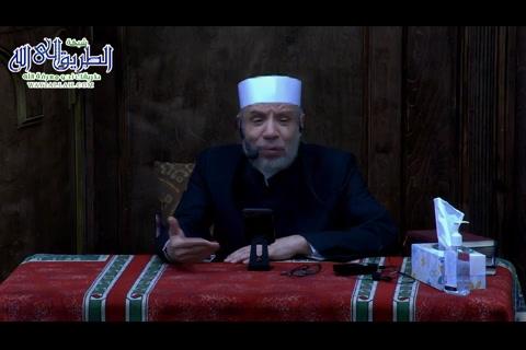 ما تفعله في رمضان ان أغلقت المساجد (درس بعد الفجر)