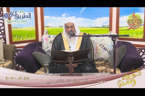 قصة إسلام سلمان الفارسي - 28 3 2020